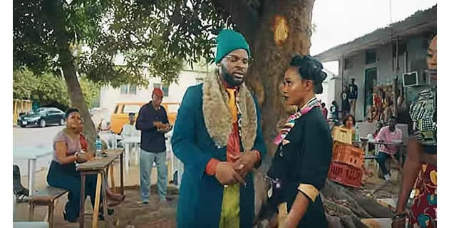 <h3>FALZ AND SIMI'S VIDEO FOR 'FOREIGN' IS THE MOST HILARIOUS THING ON THE INTERNET</h3><br />Watch!