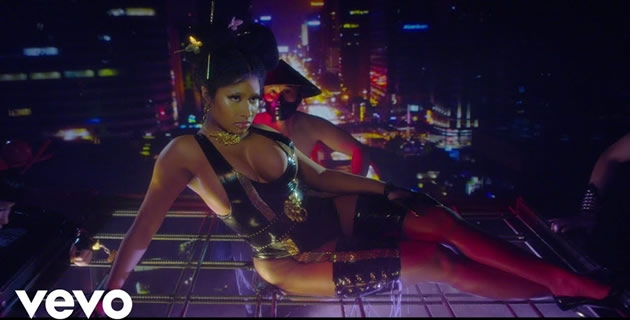 "<h3>NICKI MINAJ IS A RENAISSANCE DOLL IN 'BARBIE TINGZ', WATCH ' CHUN LI' VIDEO AS WELL</h3><br />After dropping ""Barbie Tingz"" and ""Chun-Li"" at the same time, the Young Money queen serves up both videos at once.