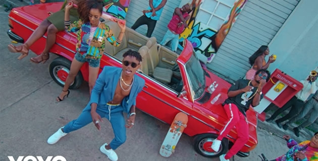 <h3>WATCH DUNCAN MIGHTY, LIL KESH IN 'FLENJO'</h3><br />Lil Kesh has shared the new video for his latest single, 'Flenjo' which features man of the month Duncan Mighty.