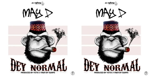 MAY D SHARES POTENTIAL LOCKDOWN BANGER – LISTEN TO 'DEY NORMAL'